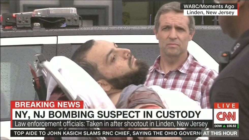 'Thank God for his incompetence': Internet has a field day after NYC bomber Ahmad Rahami caught