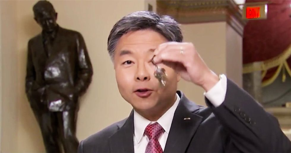 Rep. Ted Lieu: Impeachment is coming -- and so is a Democratic president