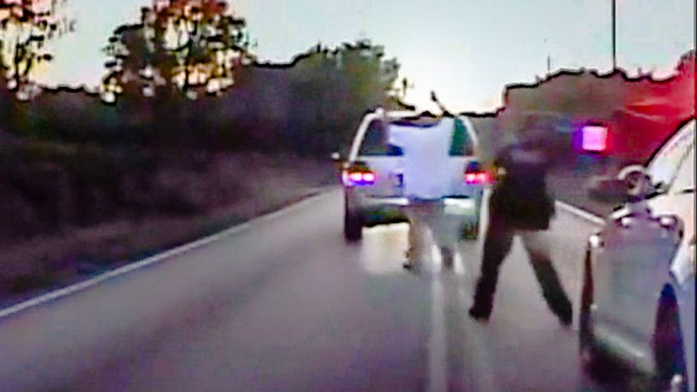 Oklahoma launches criminal probe into fatal police shooting of unarmed black man