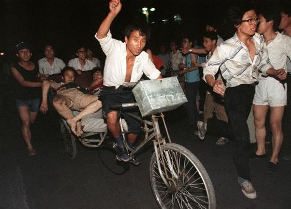 25 years later, world happy to do business with Tiananmen Square 'butchers'