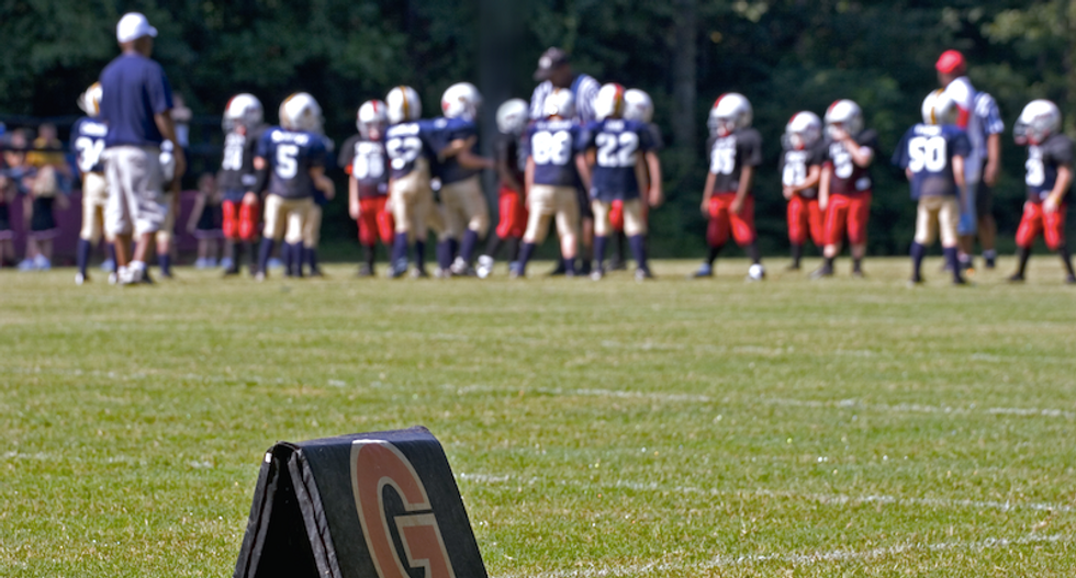 9-year-old banned from peewee football after calling opponent a 'n*gger' for complaining to refs