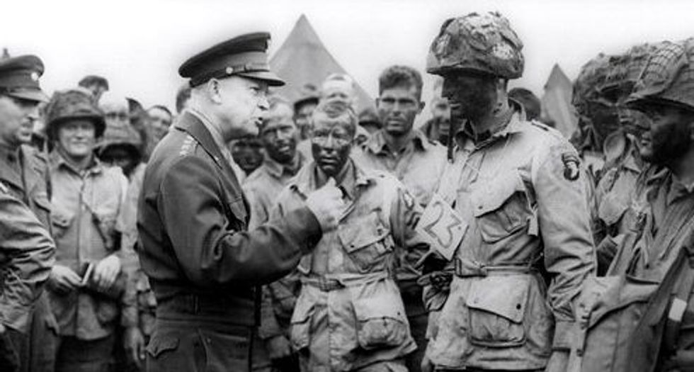 Eisenhower family lifts opposition to Ike memorial in Washington