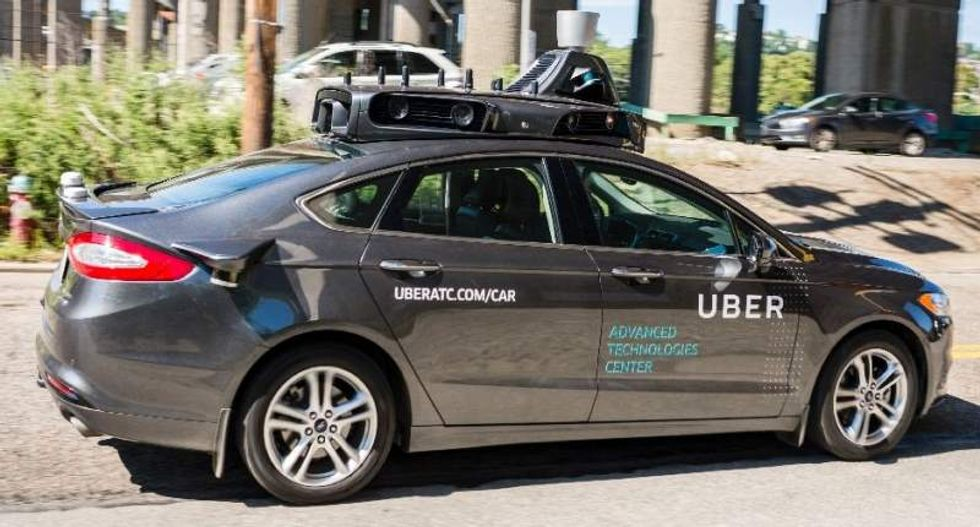 Uber launches self-driving car fleet in San Francisco, faces DMV backlash