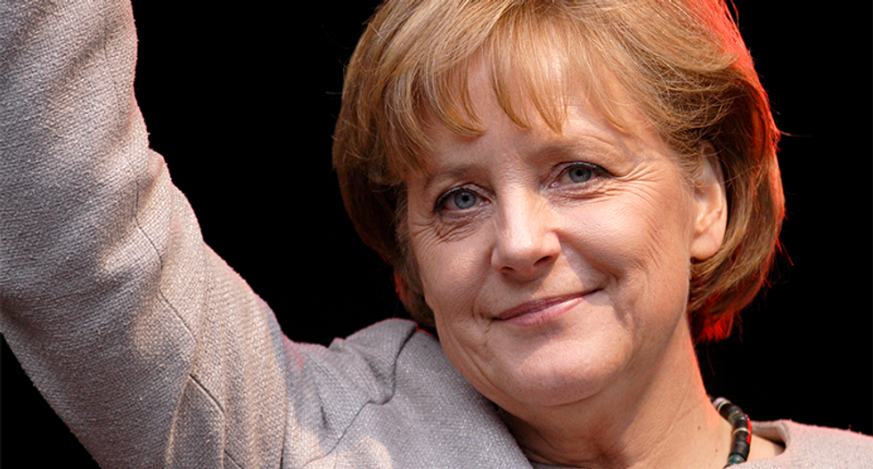 Is the world ready for a strong German leader?