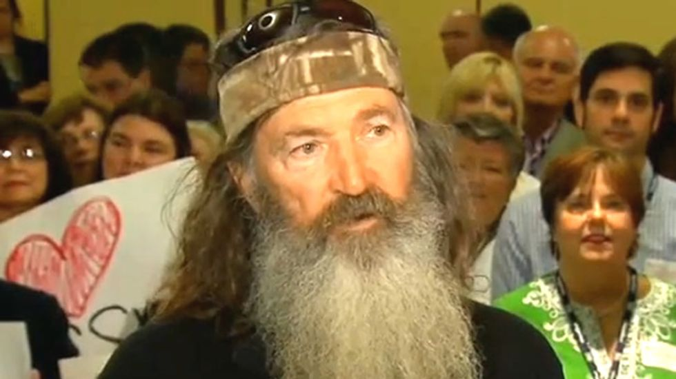 Phil Robertson of 'Duck Dynasty' to GOP: Bibles in classrooms can prevent school shootings