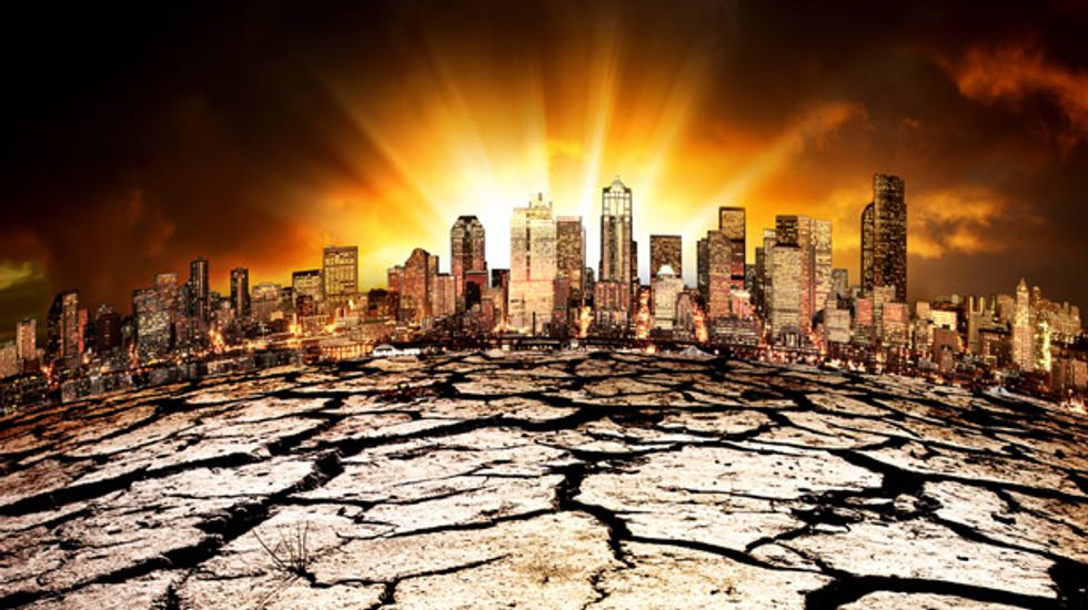 Pastor: Climate change is not man-made, it's a sign that Jesus is coming back