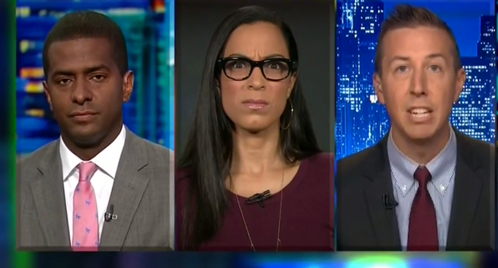 CNN's Angela Rye crushes GOP shill's call for Muslim profiling: 'I know Trump team is allergic to facts'