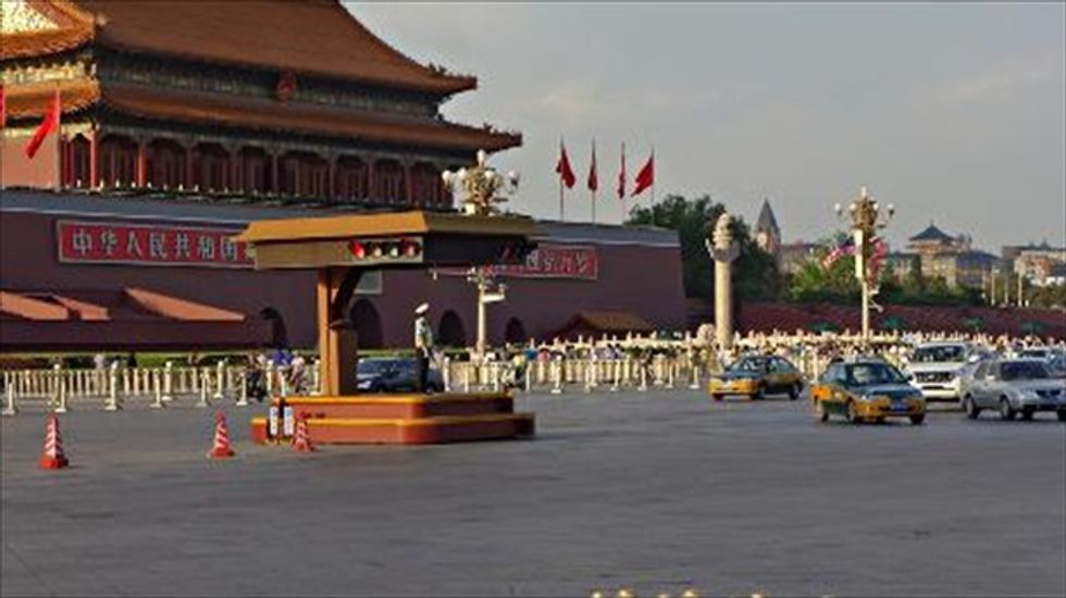 Chinese activist 'commander-in-chief': U.S. didn't care about crackdown after Tiananmen