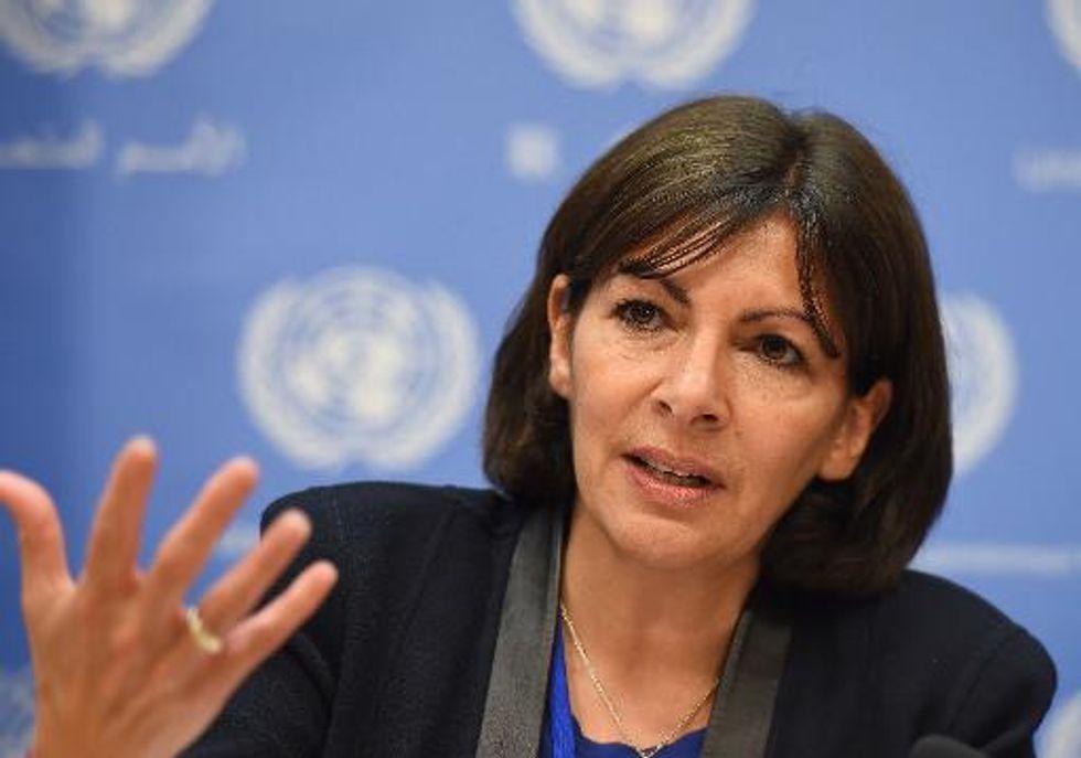 Major cities must unite against climate change: Paris Mayor Anne Hidalgo