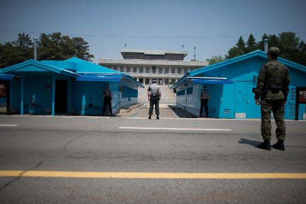 North Korea sentences South Korean 'spy' to hard labor for life