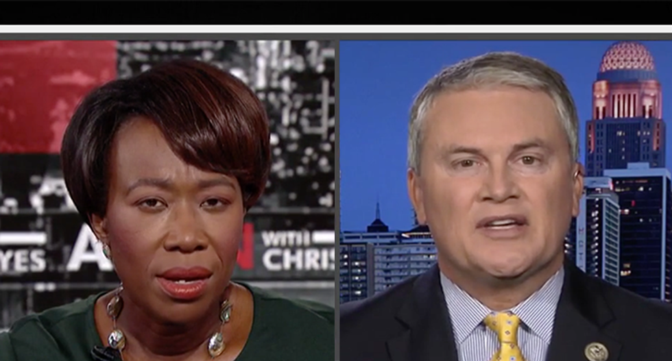 Joy Reid calls BS on GOP lawmaker saying faith-based treatments will make up for meager Trump opioid budget