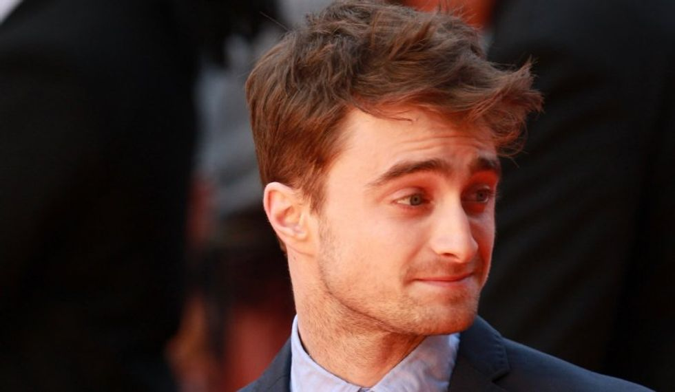 Daniel Radcliffe: It is 'pretty undeniable' that Hollywood is racist
