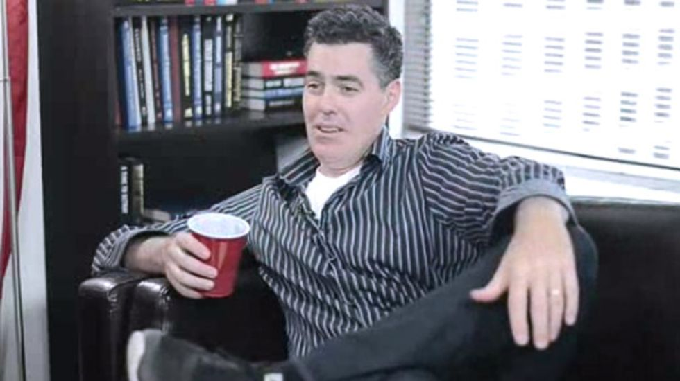 Comedian Adam Carolla on rich people: 'They're better than poor people. They just are'