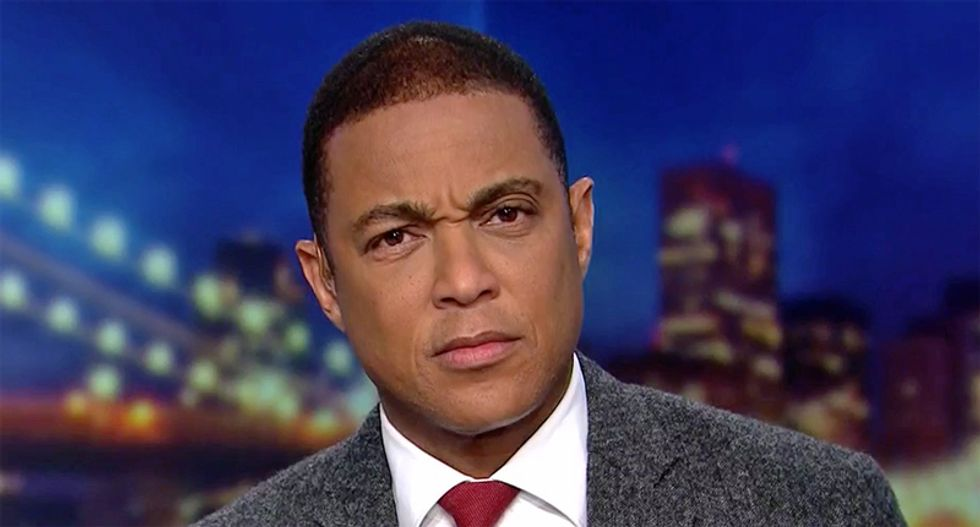 'Not a good look': CNN's Don Lemon says Trump is scrambling to fulfill any campaign promise he can