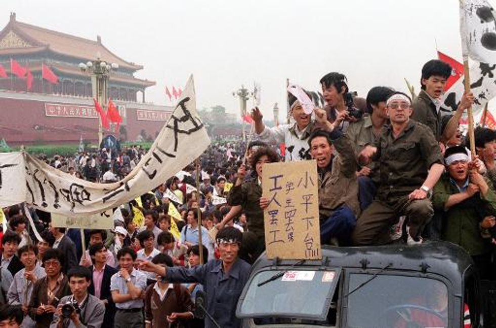 China's vast censorship machine to wipe Tiananmen crackdown from popular memory
