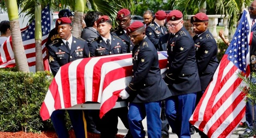 Fatal Niger operation sparks calls for public hearings in Congress