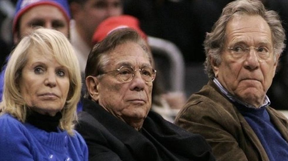 Donald Sterling to sue NBA after estranged wife's $2 billion deal to sell L.A. Clippers