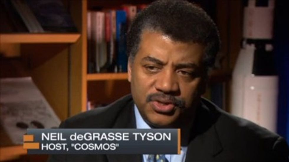 Neil DeGrasse Tyson's 'great fear': Aliens have been to Earth -- and thought we were dumb