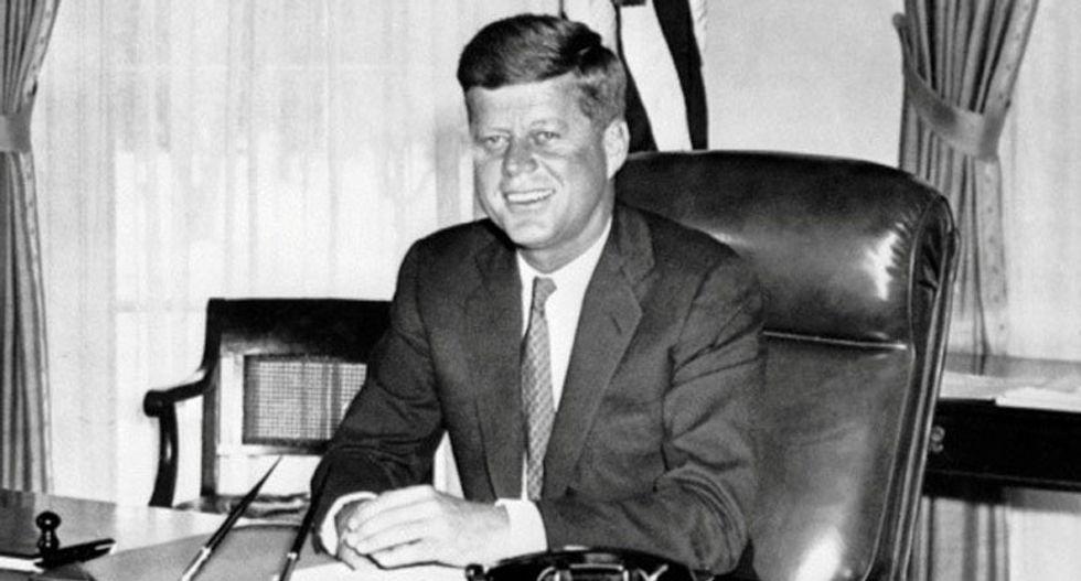 New JFK files reveal CIA offered $150,000 to Italian-American mob boss Sam Giancana