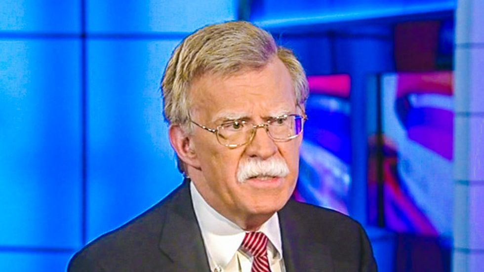 Fox neocon John Bolton: Obama 'despicable' for swapping American POW for Gitmo detainees