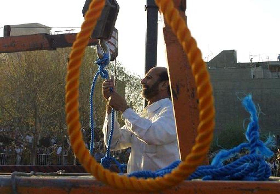 Iran executes man for 'waging war against God' despite international pressure