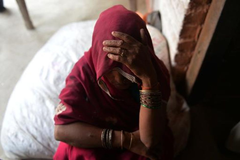 Gang-rape and lynching of girls reveals plight of impoverished in India