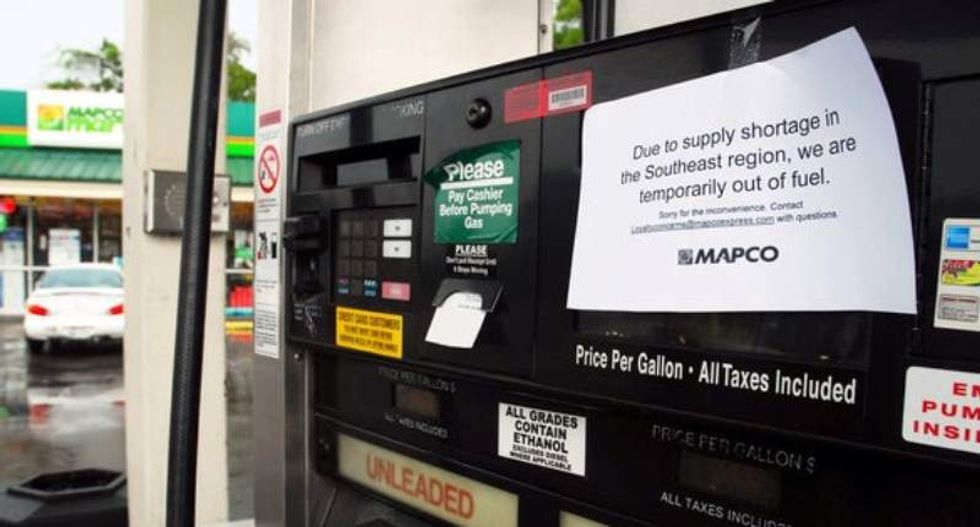 Transportation Dept. approves Colonial Pipeline restart after gas supply shortages