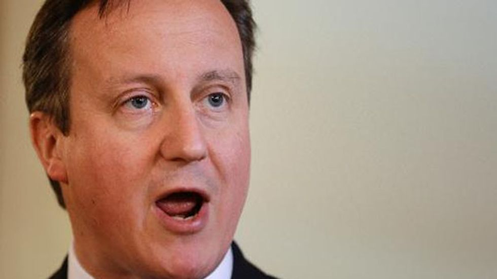 British Prime Minister David Cameron criticized for calling the UK a Christian country