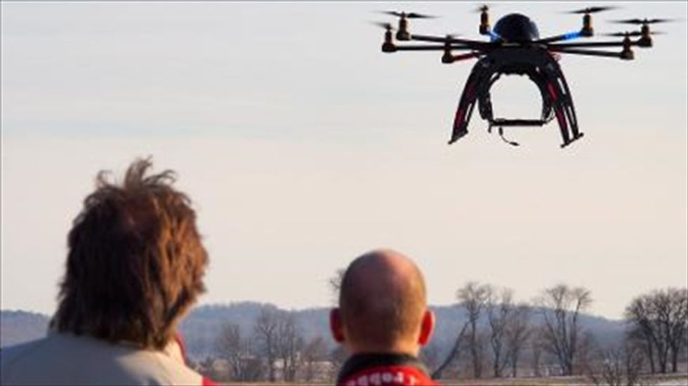 Photo and production companies begin petitioning FAA to use drones in U.S. airspace