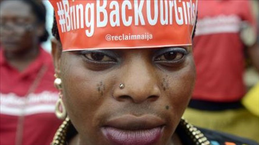 Nigerian capital police ban 'Bring Back Our Girls' campaign demonstrations