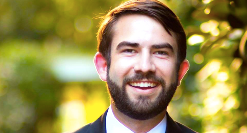 Georgia Republican insists being a white man gives him a unique perspective in politics