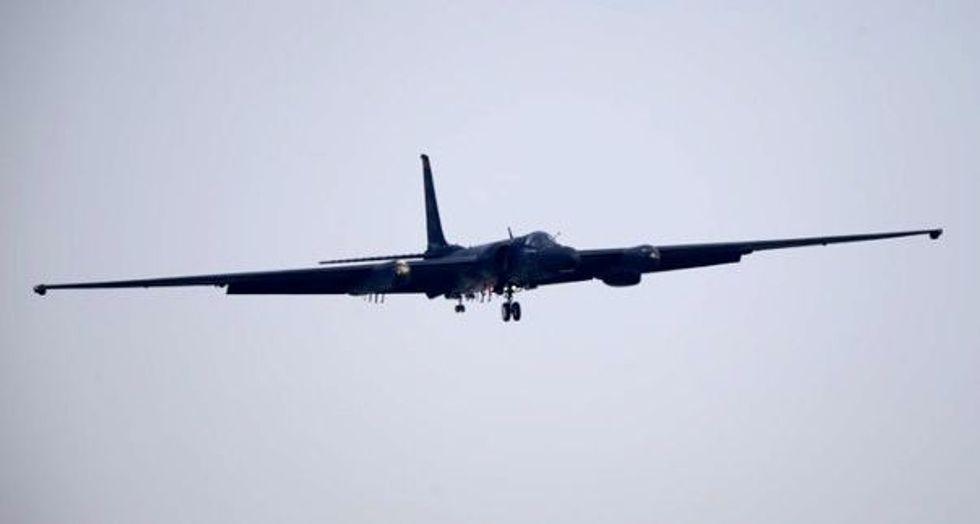 U2 spy plane crash in California kills pilot, injures another