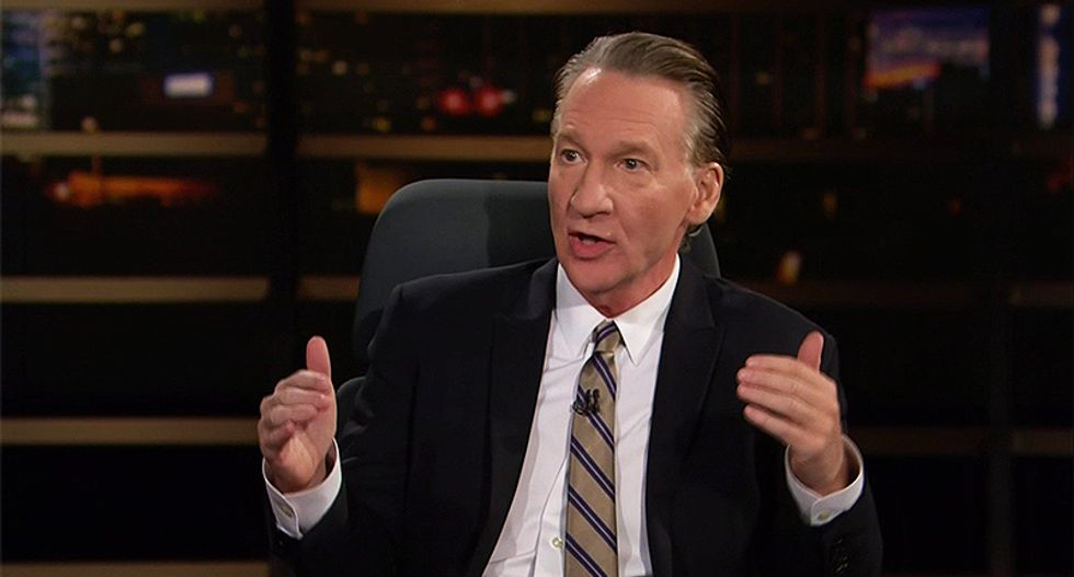 'State TV': Bill Maher panel annihilates 'old white guy with anger issues' Fox News