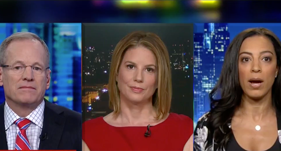 Watch CNN's Angela Rye zap Trumpster Jack Kingston: 'Why did YOU go to Russia during the transition?'