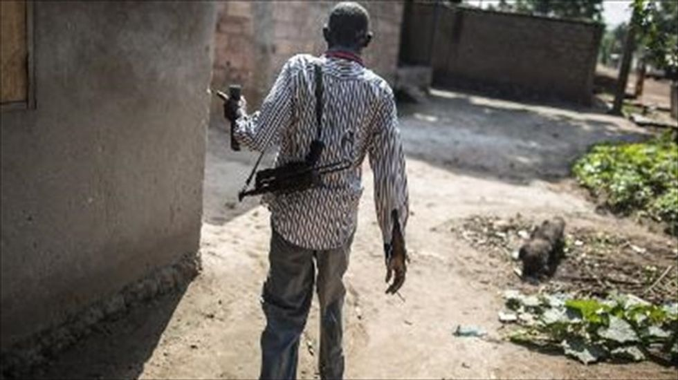 Central African Republic bans text messaging nationwide amid violence and protests