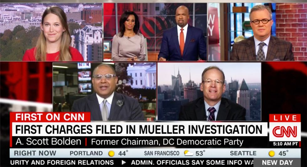 WATCH: Ex-prosecutor burns Jack Kingston to the ground for comparing Mueller indictments to 'traffic tickets'