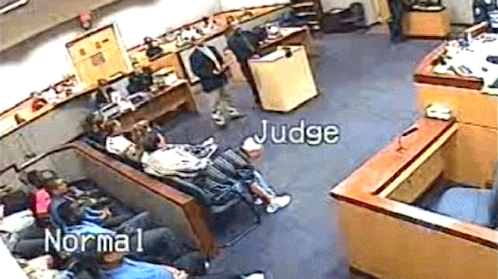 FIRED: Florida judge canned for insane courtroom brawl with attorney