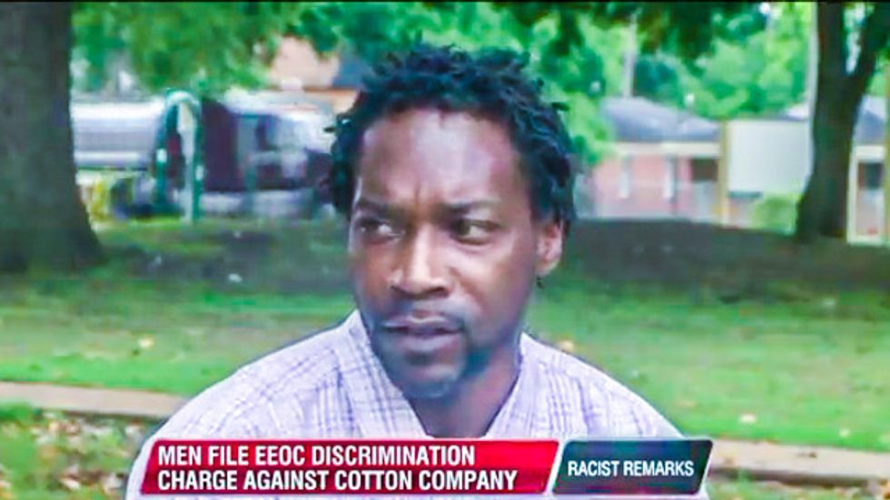 Tenn. cotton gin boss caught on tape: We 'hang' blacks for drinking 'white people only' water