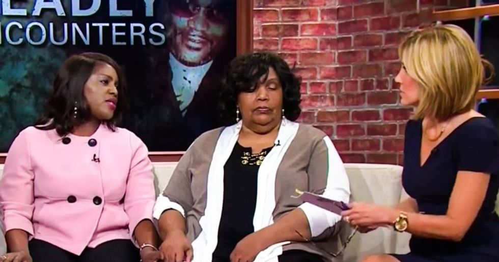 'We told him that dad went to heaven': Crutcher family gives heartbreaking interview to CNN
