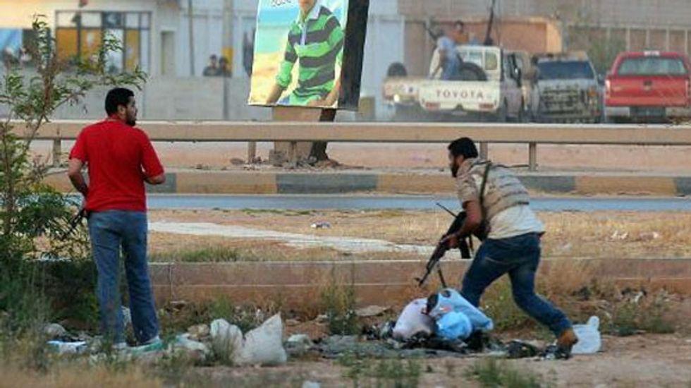 Rogue anti-jihadist general Khalifa Haftar escapes Benghazi suicide bombing