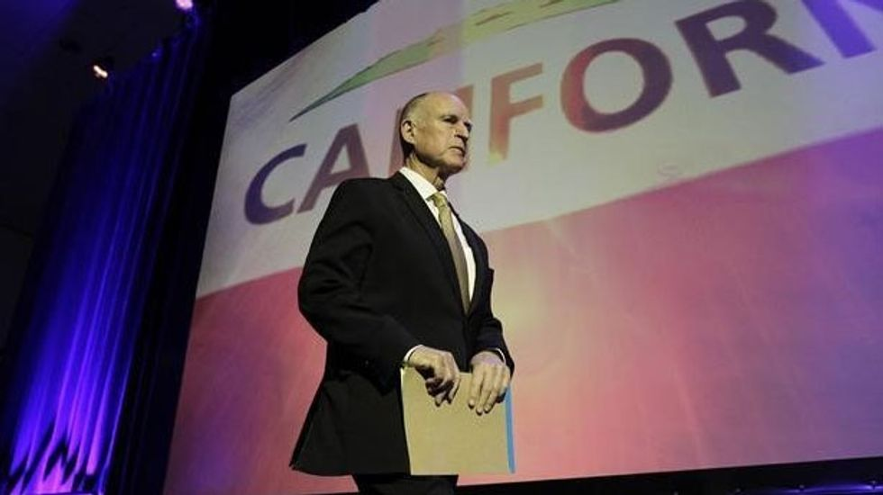 Jerry Brown's demolition of Republican contenders highlights GOP's woes in California