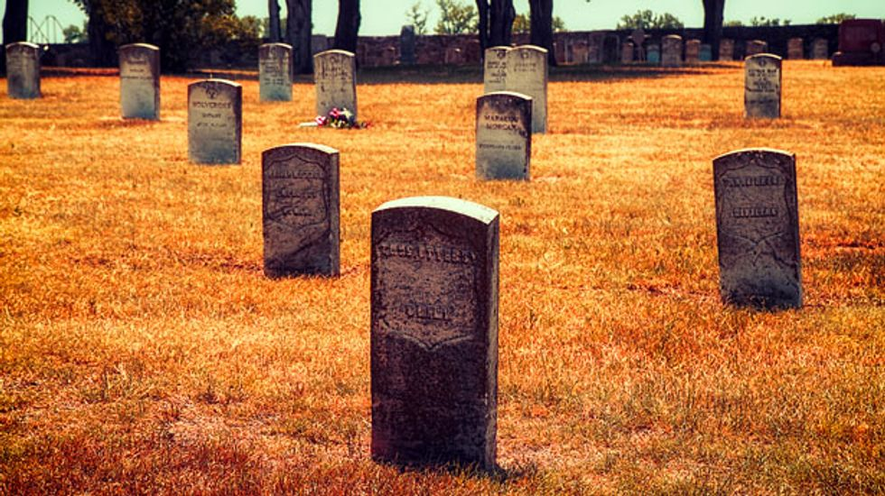 On iconic U.S. Route 66, forgotten German and Italian POWs lie in Oklahoma graves
