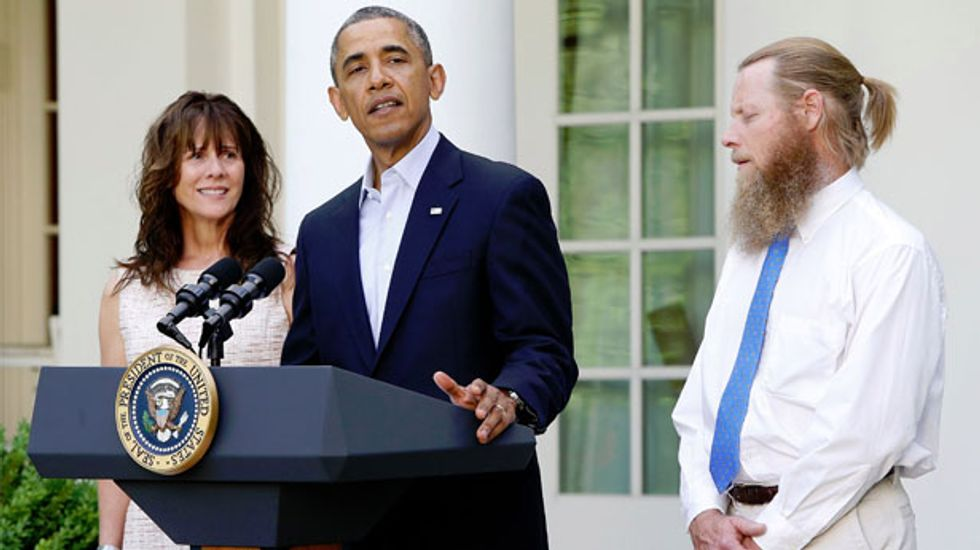 Obama: 'No apologies' on deal to free Bowe Bergdahl from Taliban