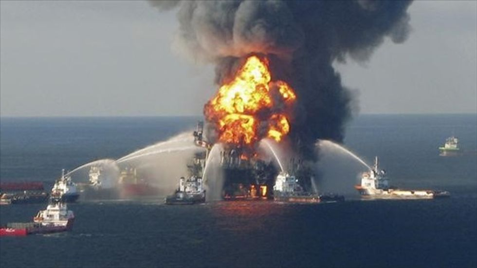Federal appeals court says British Petroleum must face fines for gulf oil spill