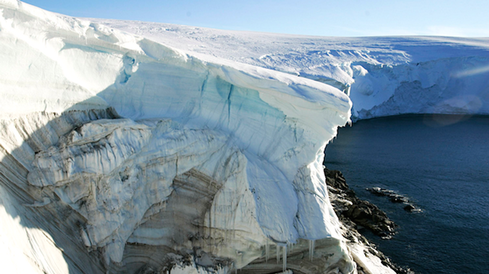 Why ice sheets will keep melting for centuries to come
