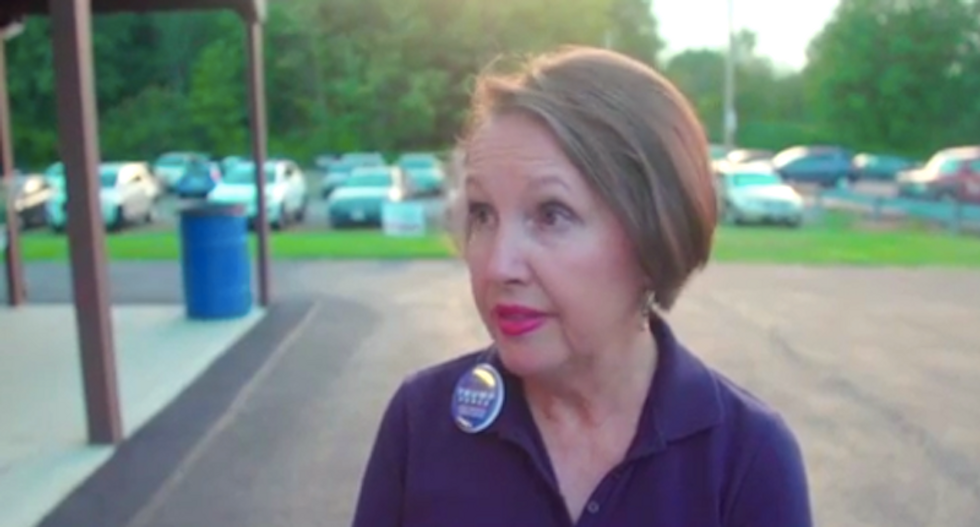 WATCH: Astonishingly racist Trump campaign chair blames Obama for racism and crime