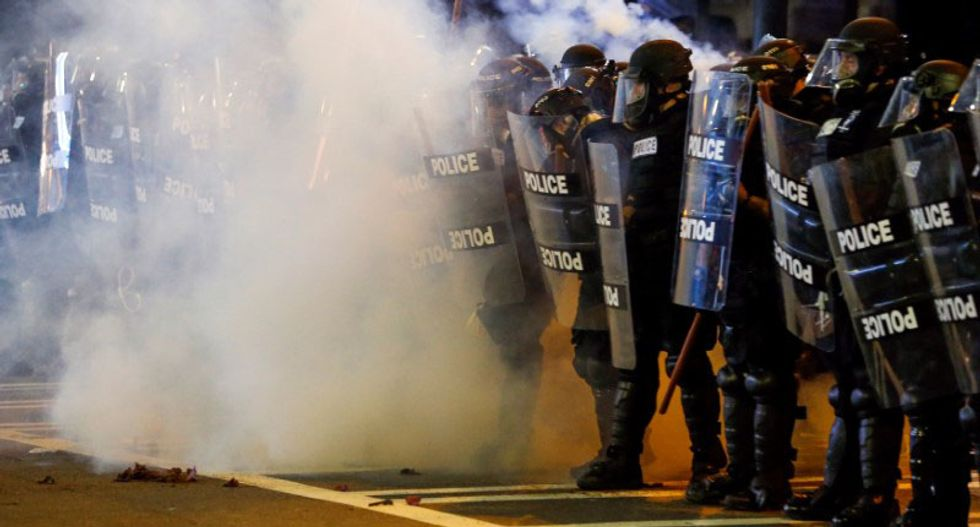 State of emergency called to quell Charlotte unrest over police shooting of black man
