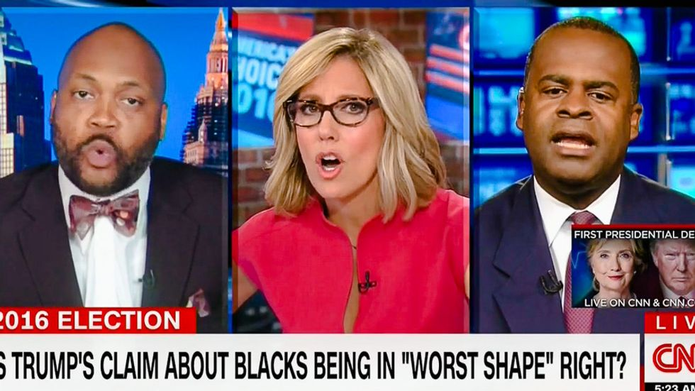 CNN host abruptly ends interview after pro-Trump pastor keeps yelling facts are 'nonsense'