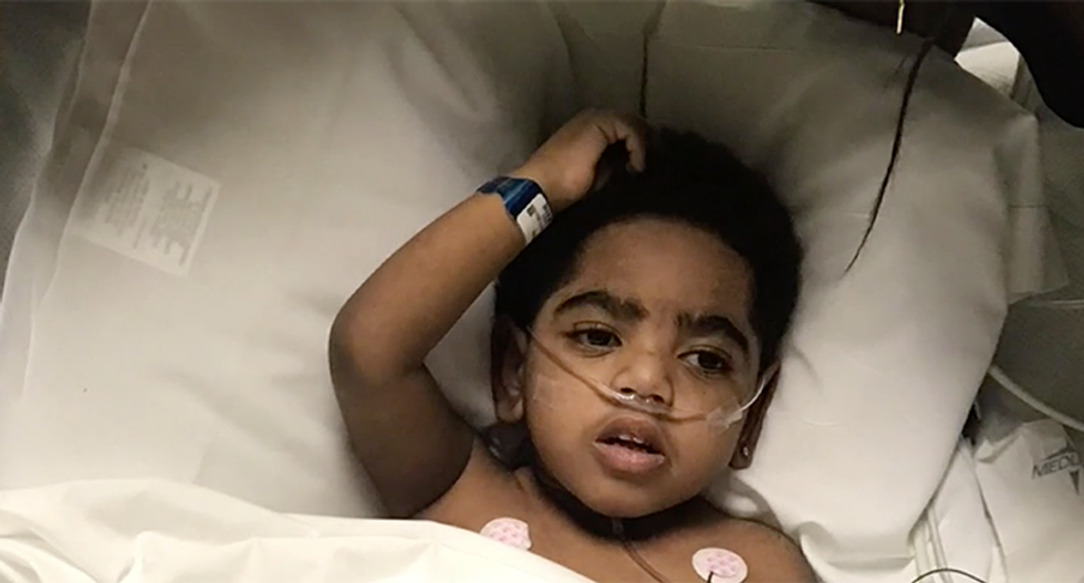 2-year-old rushed to hospital after denied kidney transplant due to father's probation