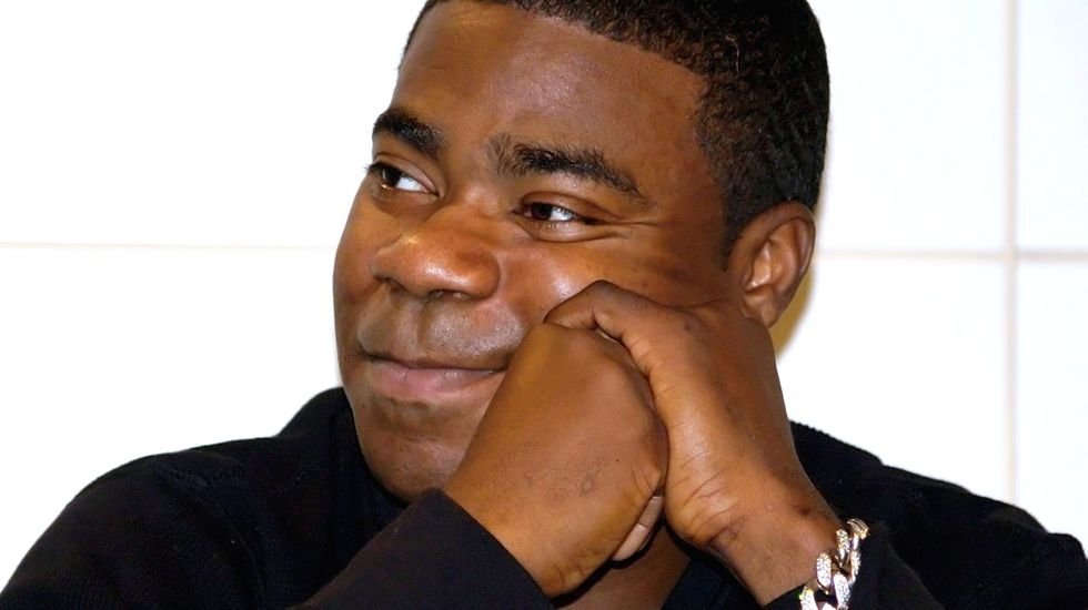 Walmart doesn't want to pay because SNL star Tracy Morgan wasn't wearing a seatbelt